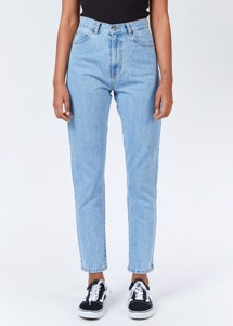 Nora jeans light retro Blå Dr.Denim