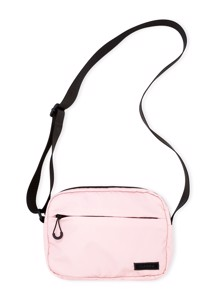 Tech Fabric A3501 festival bag Pink Nectar Ganni