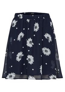 Oriana skirt Navy Selected Femme