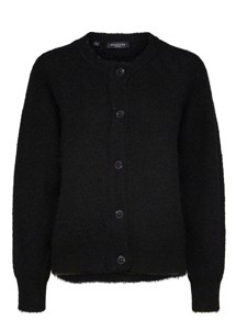 Lulu cardigan Sort Selected Femme